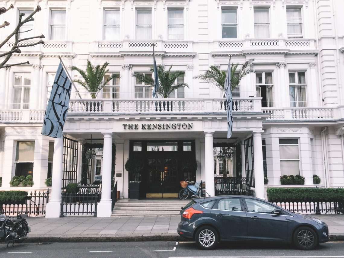 Looking for an affordable luxury hotel in London? Look no further than The Kensington, a boutique hotel in the South Kensington neighborhood.