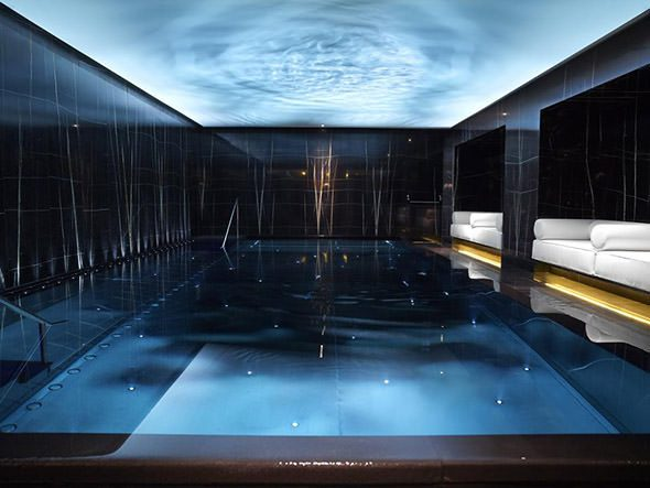 ESPA theraputic pool