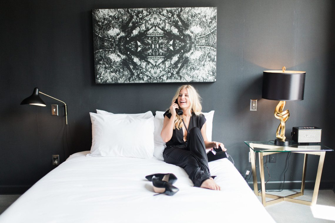 The Tuck Hotel, a stylish boutique hotel in Downtown Los Angeles