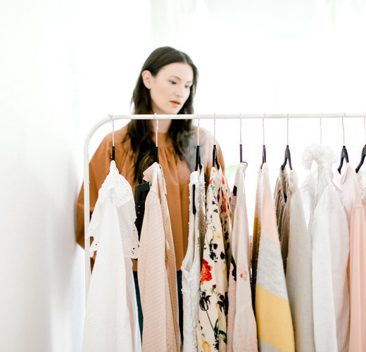 Looking for a virtual stylist? Catherine Sheppard of The Life Styled offers online styling consultations and wardrobe makeovers.
