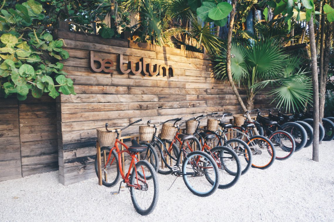 Looking for the best beach hotel in Tulum? Look no further than Be Tulum, a luxury boutique hotel with gorgeous interiors and private plunge pools off the rooms.