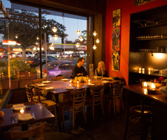 Looking for a great date night spot in L.A. that won't break the bank? Here are 10 of the best affordable date night restaurants in Los Angeles.