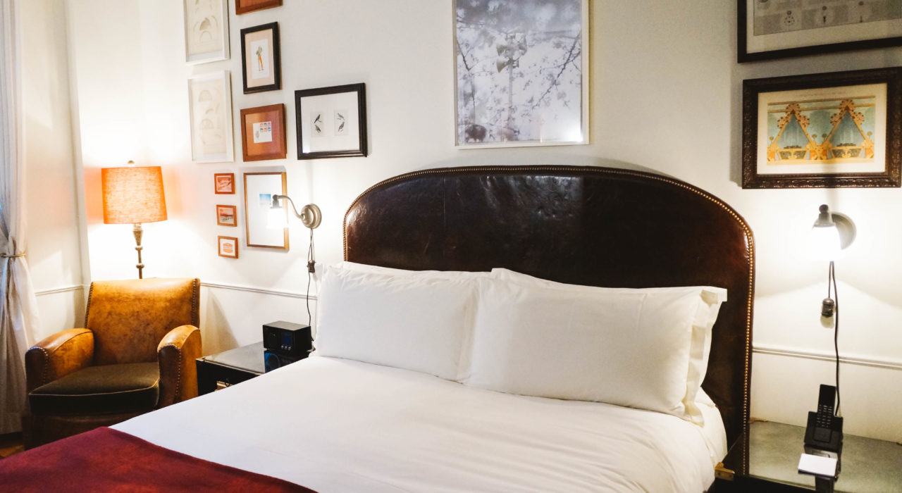 A review of the NoMad Hotel NYC a luxury boutique hotel in NYC. Located near Madison Square Park, find out everything you need to know before you book.