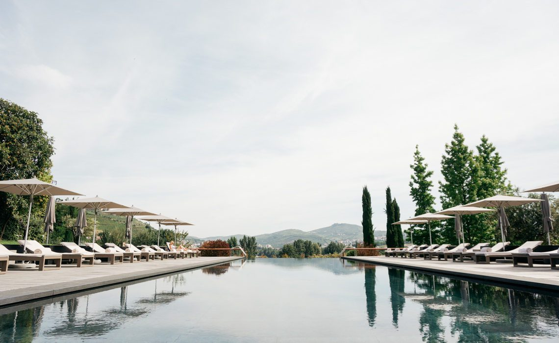 Where to Stay in the Douro Valley Portugal, Six Senses